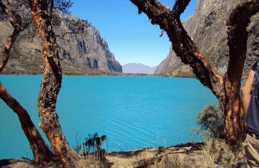 Llanganuco See