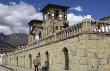 Chacas Kirche