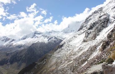 Berge zum greifen nah