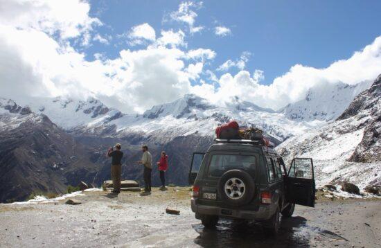 Portachuelo Pass