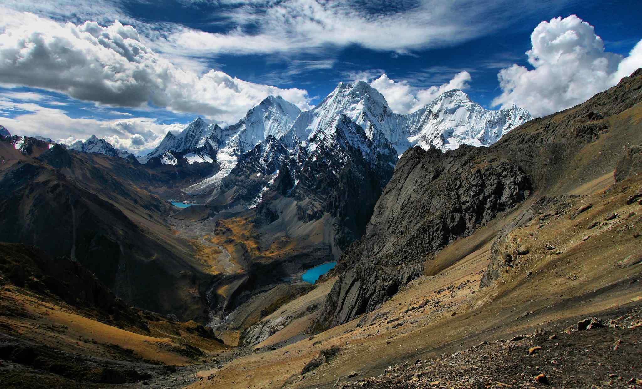 schönste berge der welt